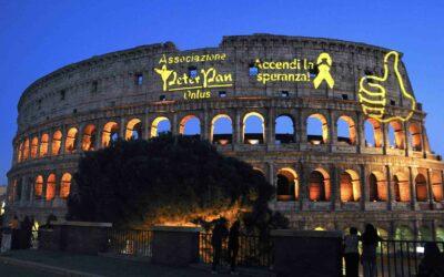 Accendi il Colosseo! Sabato 28 settembre dai speranza ai bambini di tutto il mondo