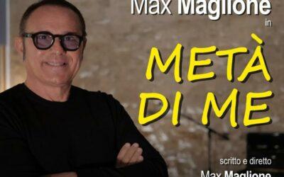 Max Maglione: tre nuove date al Teatro Golden di Roma per Peter Pan