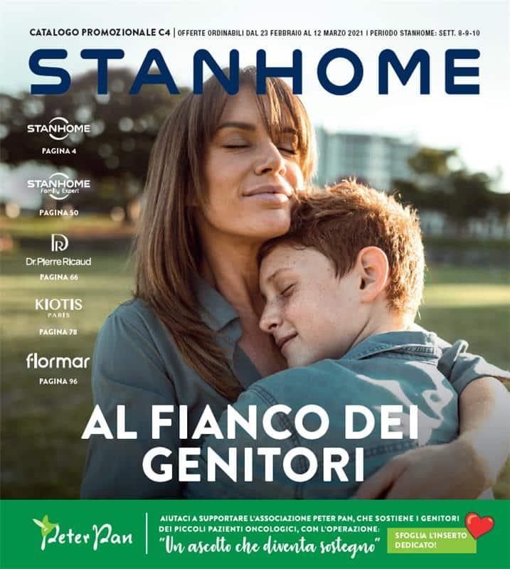 Stanhome sostiene i genitori nella Grande Casa di peter pan