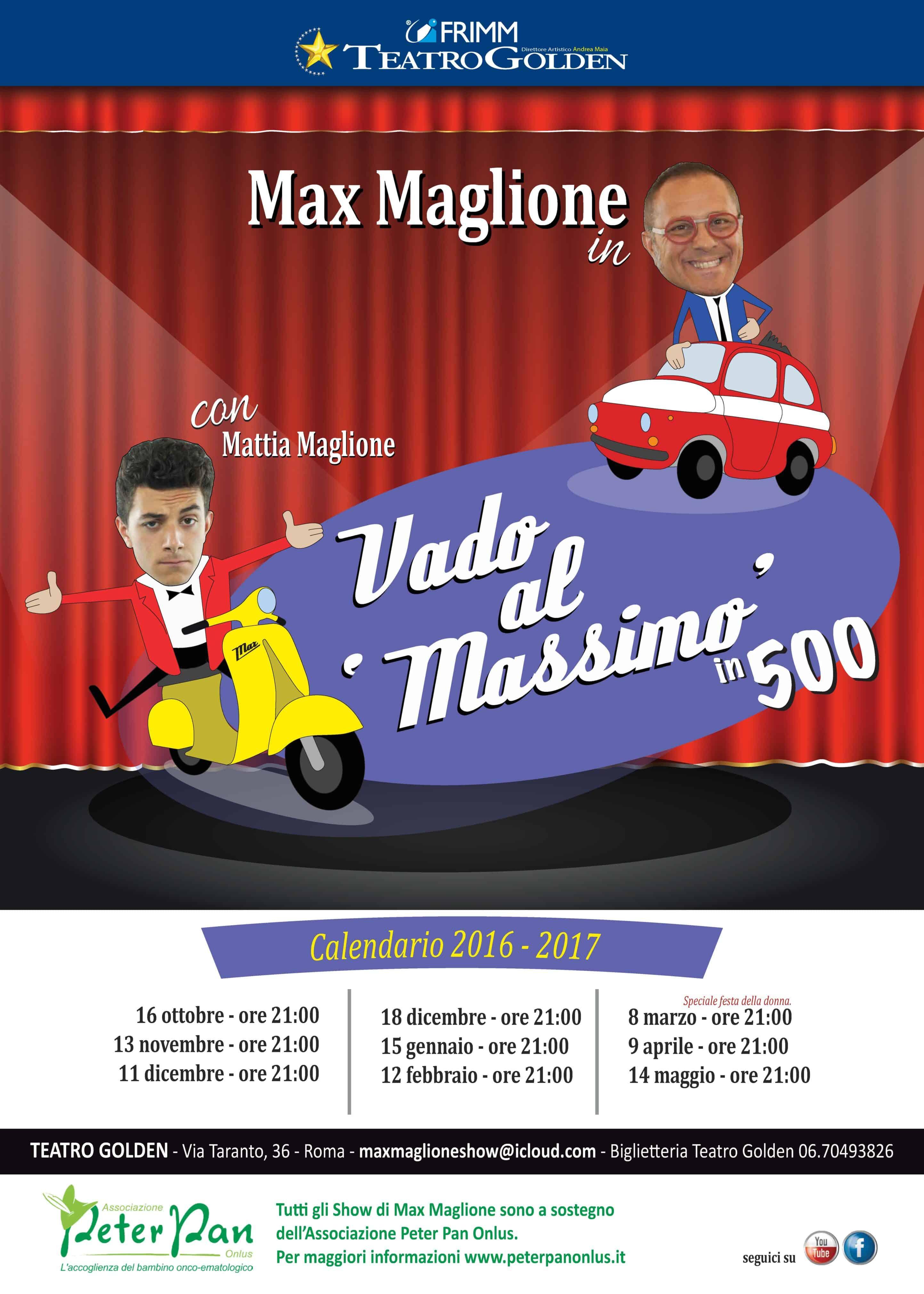 Max Maglione 2016-2017