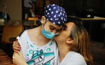 Malattia oncologica: come parlare al figlio malato.
