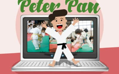 """Trofeo di Judo """"Peter Pan"""": la 18esima edizione è una staffetta digitale."""