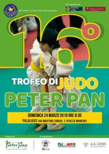 Trofeo Judo Peter Pan 24 marzo Palaluiss