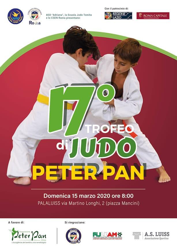 Trofeo Peter Pan di Judo diciassettesima edizione