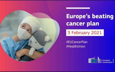 Piano Europeo contro il cancro: accesi i riflettori sull'oncologia pediatrica.