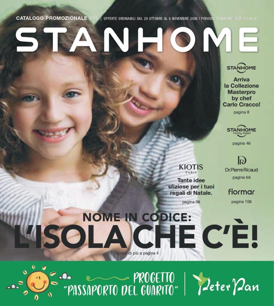 Campagna Stanhome a sostegno del Passaporto del guarito