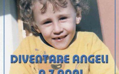 """""""Diventare angeli a 7 anni"""": presentazione libro di Anna Lucia Francola a sostegno di Peter Pan"""