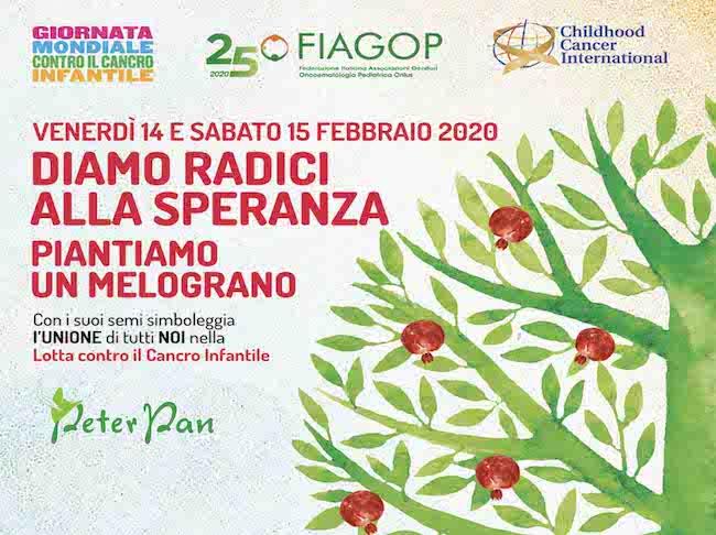 Partecipa alla Giornata Mondiale contro il cancro infantile