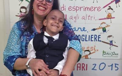 Raccontiamolo questo 5×1000! La storia di Manuela, la mamma di Lorenzo.