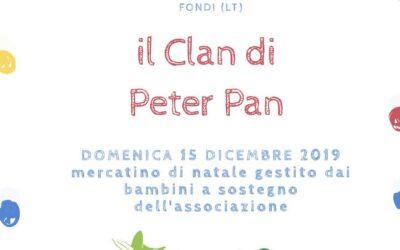 Il Clan di Peter Pan: Mercatino di Natale dei bambini per i bambini