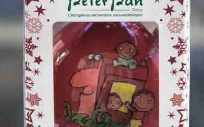 Regali Solidali: Ecco le Palline di Natale Solidali 2019 – Peter Pan
