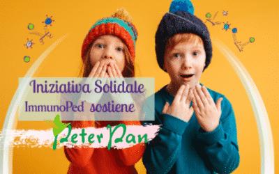 Gruppo Pediatrica sostiene Peter Pan: acquisti solidali per la Grande Casa