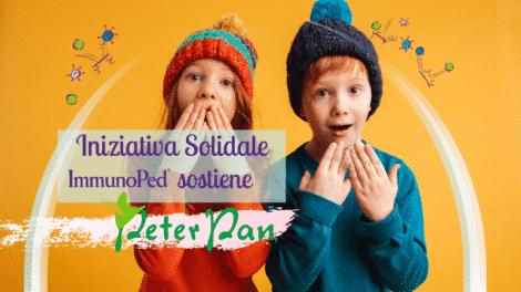 Gruppo Pediatrica sostiene Peter Pan