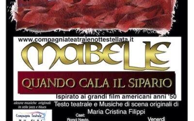 """""""Mabelle: quando cala il sipario"""". Forlì a Teatro a sostegno di Peter Pan"""