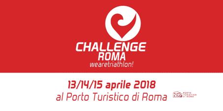 Challenge Roma triatlon 2018
